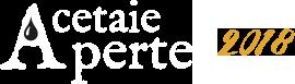 Acetaie Aperte 2018